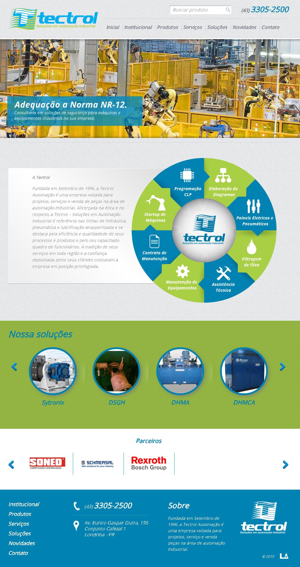 Tectrol Automação Industrial